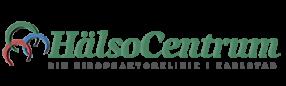 HälsoCentrum i Karlstad Logotyp